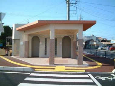 公衆トイレ改修後